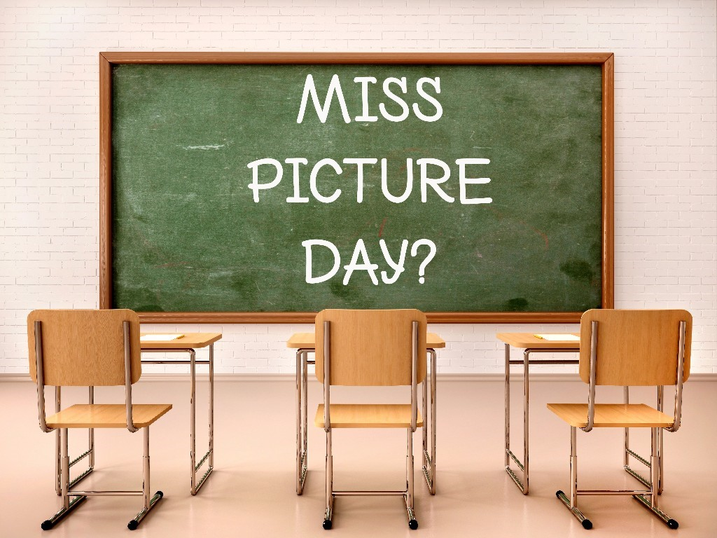 Picture retakes tomorrow 11/7/18-Retoma de fotos 7-11-18