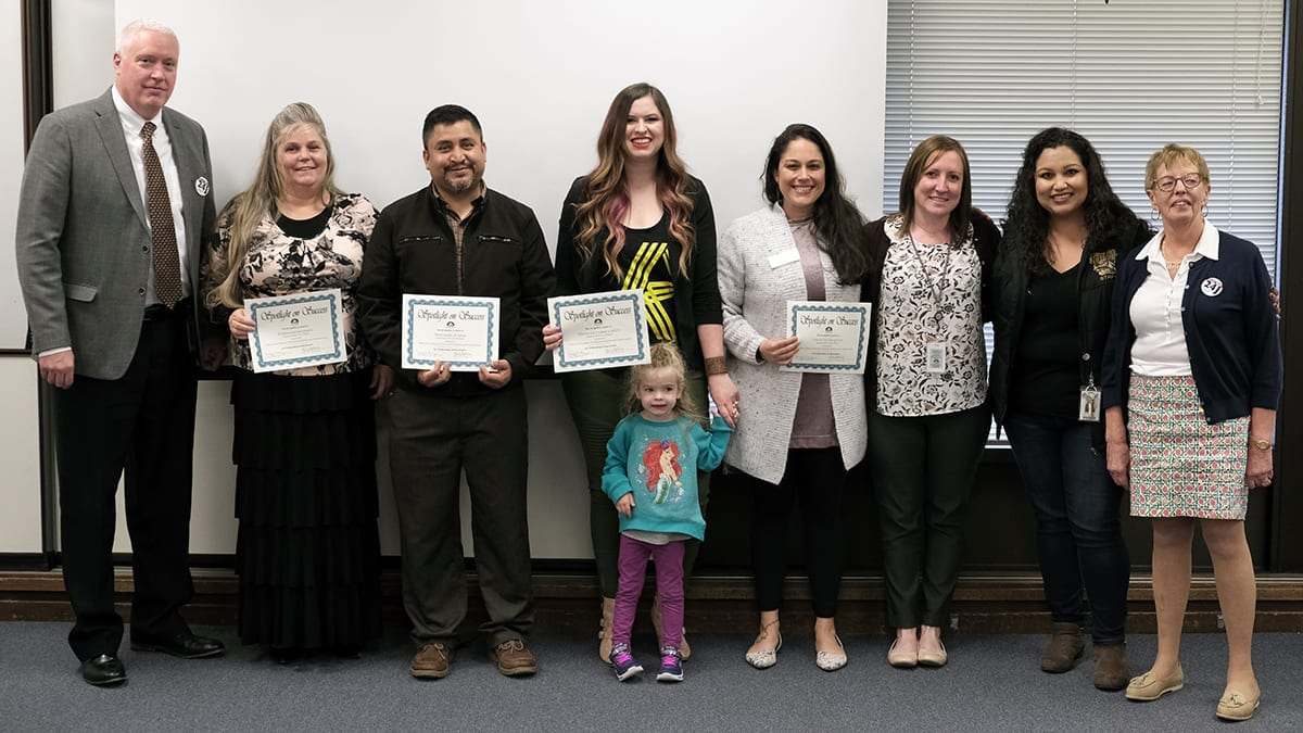 Spotlight on Success: Business and Community Partners of Month for April 2019