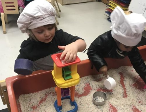 Register Your Child For Preschool Today
