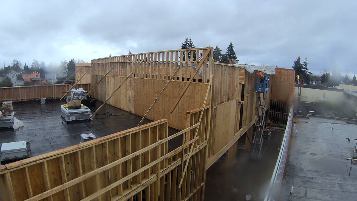 Auburn construction and start of school-story image