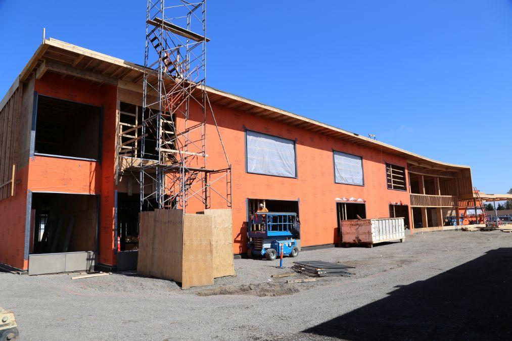 New classrooms at Auburn