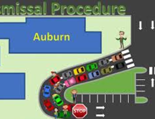 Updated Arrival and Dismissal Procedure (Animation below text)