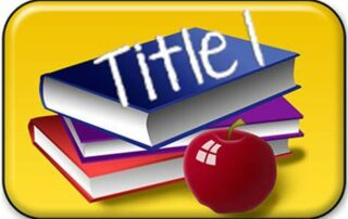 Title 1 Night Books and an Apple